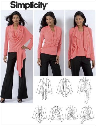 How to make DKNY Cozy clothing